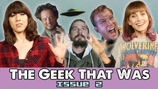 STAR TREK GOES BROADWAY & Crazy Ex Girlfriend - The Geek That Was ISSUE #2