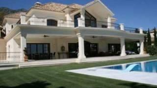 Luxury 6 bed villa for sale in la zagaleta marbella spain for Villa de luxe interieur