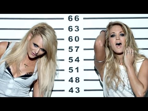 Miranda Lambert ft. Carrie Underwood - Somethin' Bad ∙ Makeup Tutorial
