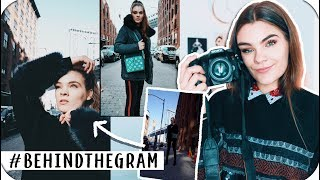 Mein Fotoshooting in NYC! #behindthegram // I'mJette