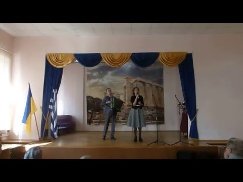 С. Плечак і Ф. Мельніков, Енотіта, День незалежності Греції/Enotita (Kyiv, Ukraine) 2016 (3)