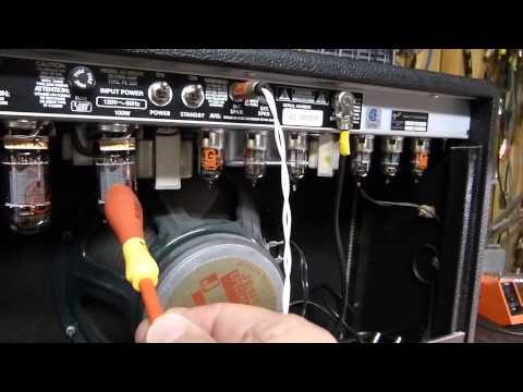 Fender Deluxe Reverb Amp Repair Model 65 Type PR 239