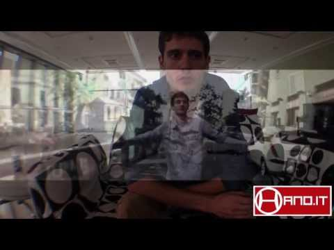 Andrea Nardinocchi, Video intervista | Hano.it
