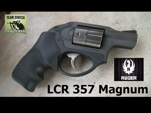 Ruger LCR 357 Magnum Revolver