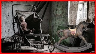 The Toys Were Moving In The Attic.. Scary Paranormal Story