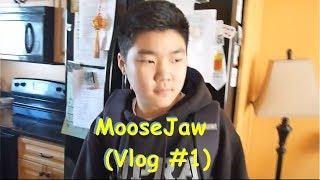 MOOSE JAW! (BAD VLOG #1)