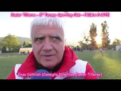 Junior Tiferno 5° Torneo Sporting ultima giornata 25 Aprile 2016 PRIMA PARTE