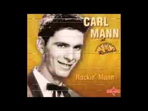 Some Enchanted Evening  -  Carl Mann