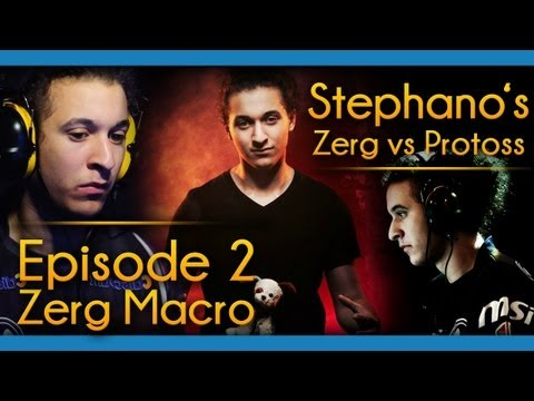 Starcraft II Study #9 - Stephano's ZvP How-to Part 2: Executing Zerg Macro
