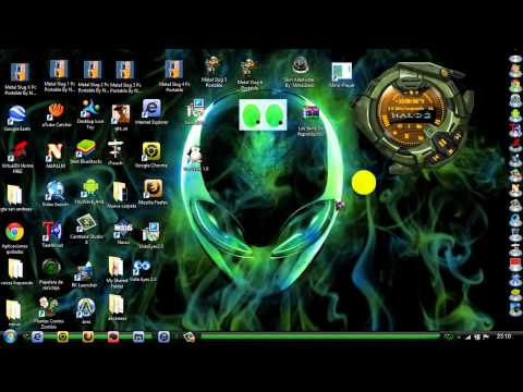 Como Descargar E Instalar El Reproductor Alienware Para Windows 8/7
