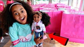 50 Toys AndMe Design A Friend Dolls Surprise Presents For Fans! Catwalk Fashion Show