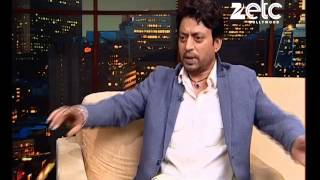 Irrfan Khan - Piku | Exclusive Interview | Komal Nahta