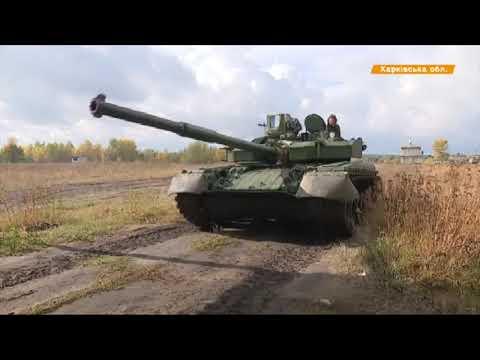 Бронированный казак-характерник. Украинский Оплот в действии