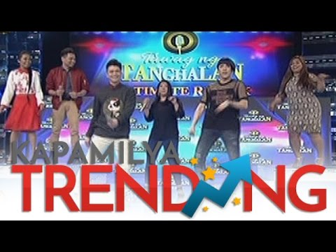 Ultimate dance party in It's Showtime