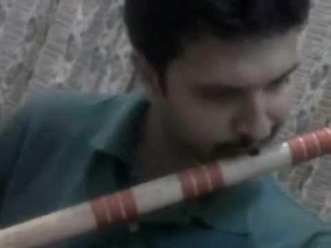 Hame Tumse Pyar Kitna-Karaoke-Flute by Sachin Jain-Movie-Kudrat...