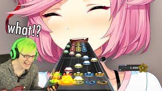 Im a Doki Doki Guitar Hero 100% EXPERT