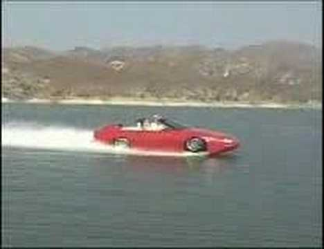 WaterCar - Amphibious Vehicles