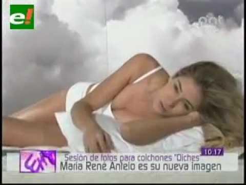 Maria Rene Antelo la magnifica que nunca pasa de moda mujer boliviana Bolivianas Modelo