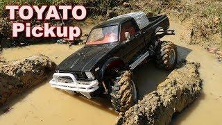 TOYATO 4X4 Pickup Truck - HG P407 RC Crawler - TheRcSaylors