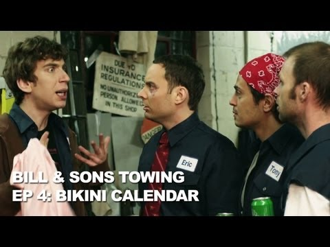 Bikini Calendar - Bill & Sons Towing Ep. 4