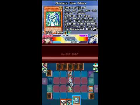 Yugioh 5ds wc 2009 Union of Metagame deck vs Honest and Crystal Beast Sapphire Pegasus Video