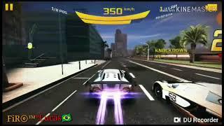 Asphalt 8  McLaren 650S GT3 Cup [00:57:915