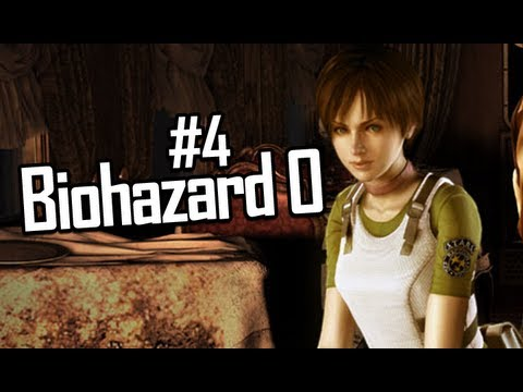 Biohazard 0 Part-04 [Susto inesperado]