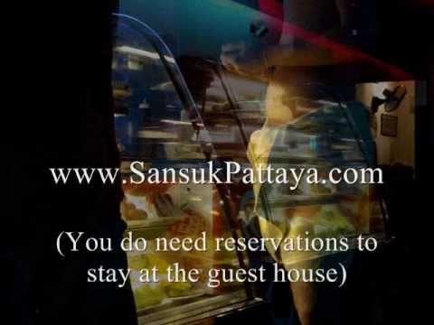 GAY HOTEL TOUR: The Sansuk Sauna and Guesthouse, Pattaya, Thailand, on Snowbiz247
