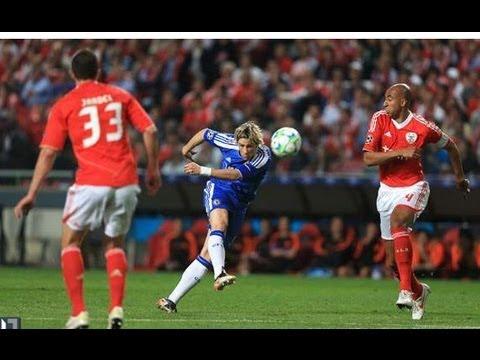 Chelsea Vs Benfica 1-0 Full Match Highlights (27.3.12) HD