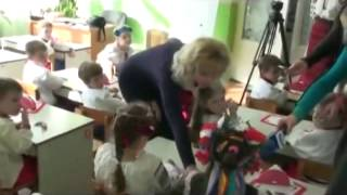 Ukrainian Member of Parliament slamming 5 year olds for having Russian names