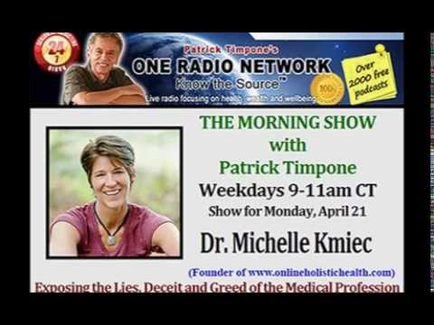 Dr Michelle Kmiec on ONE RADIO NETWORK