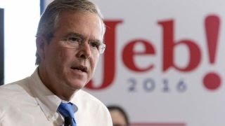 What is Jeb Bush doing to reach Millennial voters?