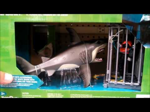 Animal Planet Shark Attack & Killer Whale Playsets