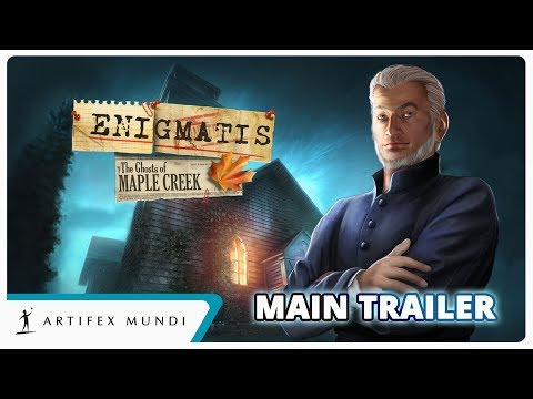 Enigmatis - Hidden Object Game APK Cover