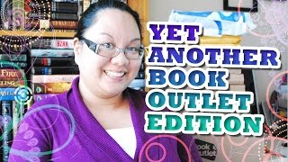 Book Haul Unboxing #82: Yet Another Book Outlet Edition (October 2014)