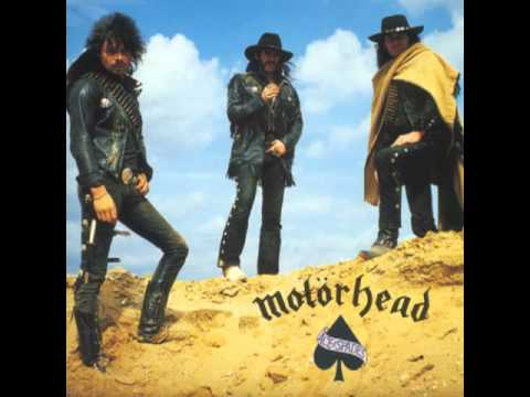 Motorhead - The Chase Is Better Than The Catch
