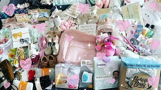 ULTIMATE BABY GIRL HAUL 2018