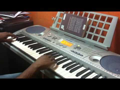 Raja Raja Cholan Song, Padatha Patellam, Pattu Padava Blended Melody In Organ piano video