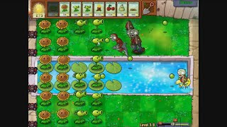 Plants versus Zombies - level 03-08