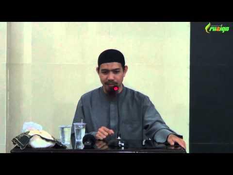 Ust. Muhammad Rofi'i - Beberapa Adab Dalam Menuntut Ilmu