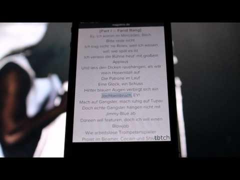 Siri rappt Farid Bang - Stiernackenkommando [+BEAT / HQ]