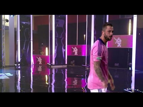 Move Like Michael Jackson: de auditie van Steven Defour
