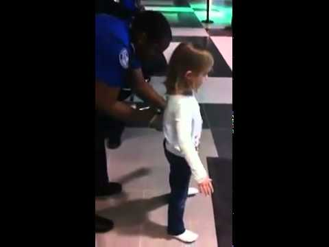 Police State 6-Year-Old-Girl Searched and Groped by TSA thumbnail