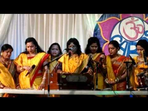 Gàbps saraswati puja 2015 choras  song