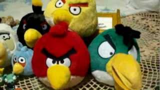 Review: Angry Birds de pelúcia