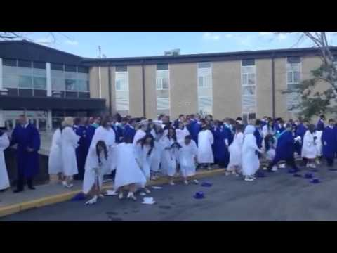 East Liverpool High School Graduation