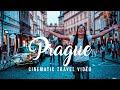 Prague   Golden City   Cinematic Travel Film (Fuji X T2 4K)