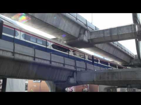 BTS Skytrain – Bangkok Mass Transit System & Siam area