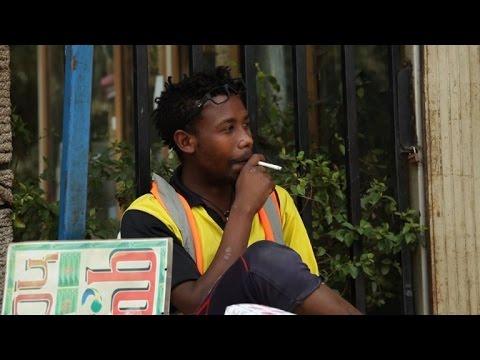 Residents react to public smoking ban for Ethiopia's capital
