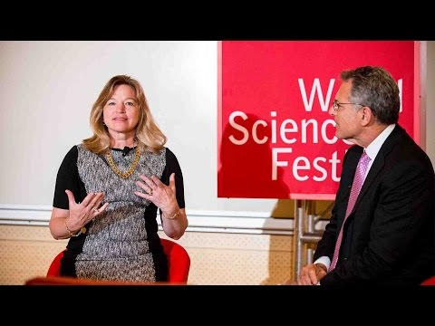 Pioneers in Science: Ellen Stofan